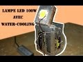 FABRIQUER UNE LAMPE AVEC WATER-COOLING