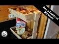 Nouveau: Fabrication d'un bac à fruits et légumes en bois de palettes!