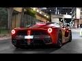 ONE OF ONE Satin Bronze - Bronzo Opaco Ferrari LaFerrari in Monaco!