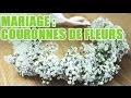 Réaliser une couronne de fleurs - organisation et déco mariage