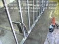 Création d'un garde-corps en fer forgé pour balcon ou terrasse
