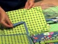 Gabarit housse de tablette électronique et papier Clover