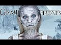 MARCHEUR BLANC / WHITE WALKER Game Of Thrones 💀 MAQUILLAGE HALLOWEEN