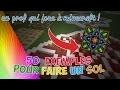 Objets De�coratifs Minecraft #2_50 astuces pour faire un sol