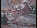 """Muriel Millard - """"Les vieilles maisons"""" (Dans nos vieilles maisons) (avec paroles)"""