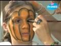 Halloween : Maquillage et déguisement fête - La citrouille