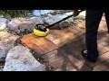Astuce vidéo Nettoyer une terrasse