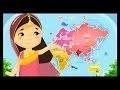 Apprendre les pays du monde et leurs drapeaux