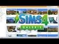 Les Sims 4 : Comment trouver mes créations dans la galerie