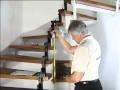 Système de mesure pour escaliers