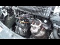 vérifier les niveaux de sa voiture huile, liquide de refroidissement liquide de frein peugeot 208