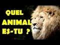 À QUEL ANIMAL RESSEMBLES-TU ?