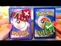 """Comment reconnaitre une fausse carte Pokémon ? â—"""" / Dissocier les raretés"""