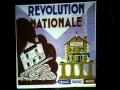 HISTOIRE DES ARTS - LA MAISON FRANCE (REVOLUTION NATIONALE)