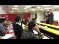 Session d'entrainement aux épreuves orales de l'ISC Paris : culture générale