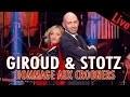 CECILE GIROUD & YANN STOTZ - Hommage aux crooners / Live dans les Années Bonheur