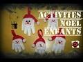 35 activités de noel pour enfants