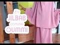 Jilbab fillette pour faire comme Oummi le jour de l'Aïd