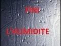 Solution pour chasser l'humidité, les problèmes de moisissures dans maison
