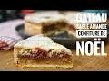 Gâteau Sablé Amande Confiture, ma recette facile !