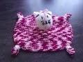 Doudou au tricot