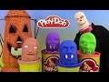 Pâte à modeler Play Doh Count Creepy Head & Friends Vintage Halloween