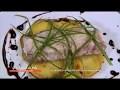Recette : Bar en croûte d'argile  de Thierry Marx - Les Carnets de Julie - Bar, le poisson roi