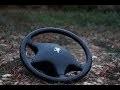 dépose volant avec airbag (Peugeot 406)