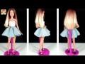 Vêtements bricolage poupée Comment enfants faire faire faire jupe à Il jouets tutoriel Barbie tutu n
