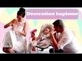 DECORATION BAPTEME ♡ BAPTEME LILI-ROSE