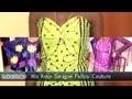 Stylisme / Couture, coupes sénégalaises avec Wa Keur Serigne Fallou