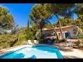 Villa pleine campagne à 20km d'Aix en Provence