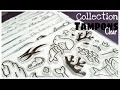 collection tampons clear