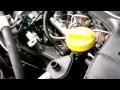 surpression bas moteur scenic DCi F9Q732