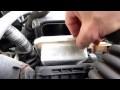 Comment remplacer le filtre à air sur Toyota Yaris 1 (TS)