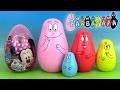 Barbapapa Poupées Gigognes Russes Oeufs Surprise Nesting Dolls