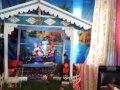 Homemade Eco-friendly Ganesh Decoration.