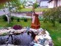 moulin a vent decoratif