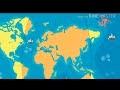 voyages et découvertes XVIe - XVIIIe