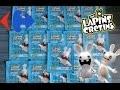 [Bonus] Ouverture de 16 pochettes de stickers Panini Lapins Crétins de Carrefour !