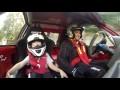 Bapteme copilote d'Evan à la 2eme montée des Religieuses le 25 09 2016 Pilote Benad Vincent BUZZ