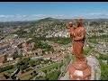 Vues d'Auvergne,  saison 2 -  La Statue Notre Dame de France (Haute-Loire, Le Puy-en-Velay)
