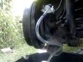Mécanque auto - Purge et remplacement du liquide de frein d'une voiture
