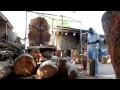 Fabrication de Percussions BaraGnouma