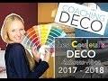 Quelles sont les couleurs tendances pour AH 2017-2018 ?