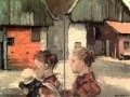 Palettes   Piet Mondrian   Portrait D'artiste