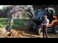 DIVERTO : Diverto QS 100, un tracteur porte-outils compact radiocommandé pour espaces-verts