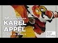 L'art est une fête ! Exposition Karel Appel au MAMVP
