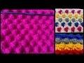 Point pop corn : tutoriel crochet en français 1/2