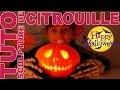 [TUTO] Sculpter Une Citrouille Pour Halloween - Halloween Pumpkin Carving